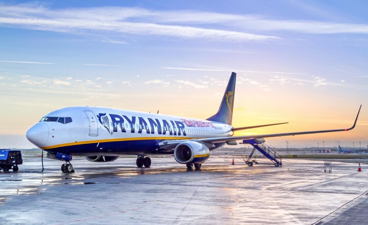 Νέα σύνδεση Χανιά – Birmingham από την Ryanair