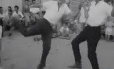 Σπάνιο ντοκουμέντο με Κρητικό παραδοσιακό γάμο στ' Ανώγεια το 1963 | Βίντεο