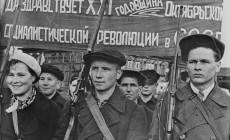 «Ψωμί, Ειρήνη, Γη»: Σαν σήμερα συμπληρώνονται 97 χρόνια από την Οκτωβριανή Επανάσταση | Φωτός – Βίντεο