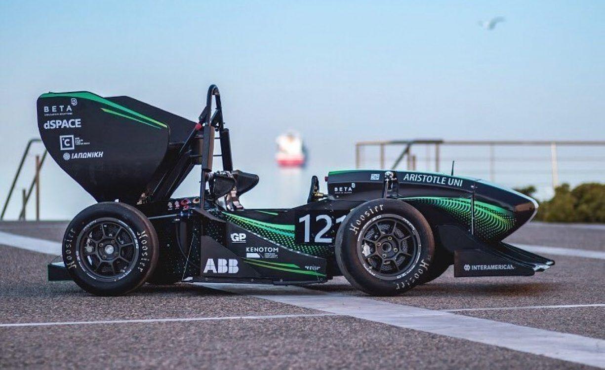 Το αυτοκίνητο του μέλλοντος με κυψέλη υδρογόνου ετοιμάζουν φοιτητές του Πολυτεχνείου Κρήτης