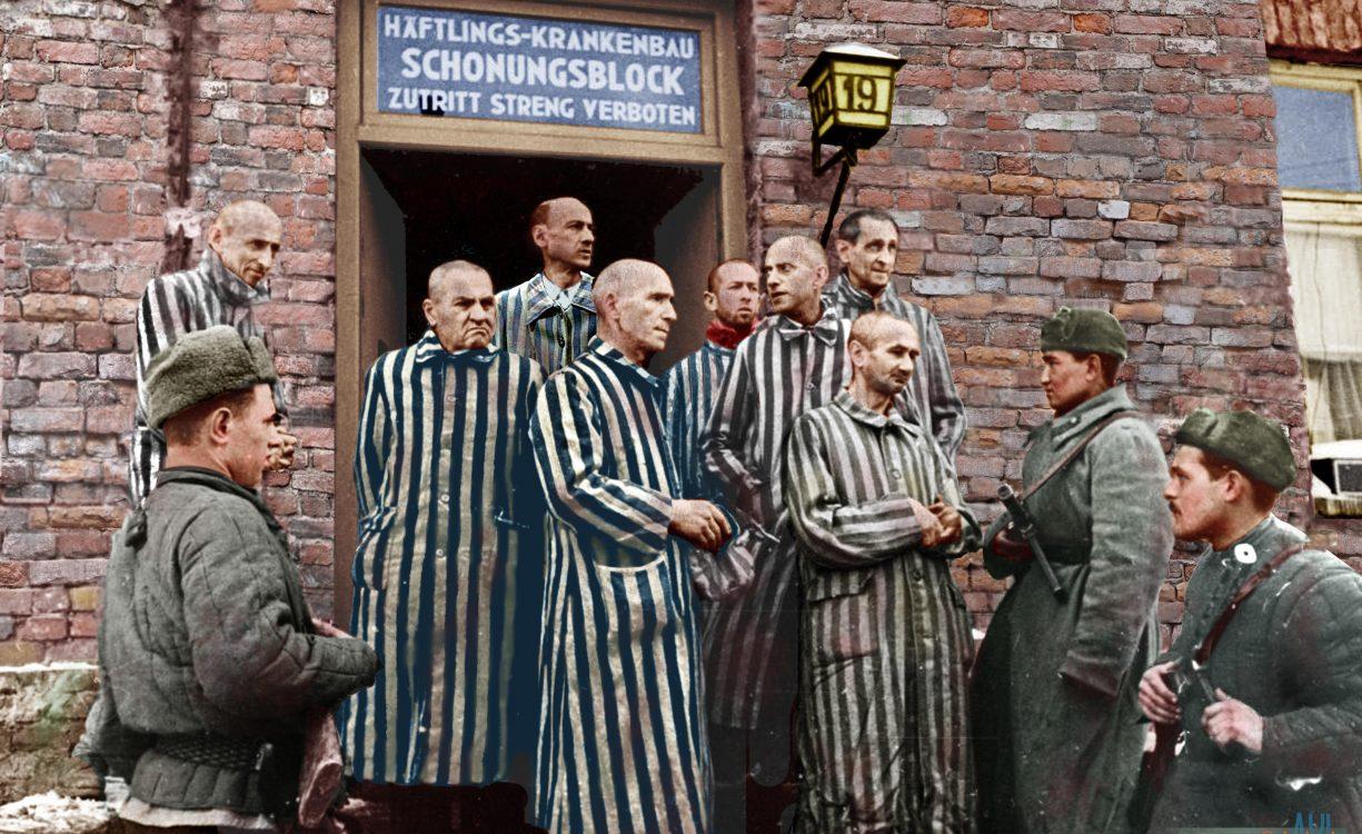 27 Γενάρη 1945: Όταν ο Κόκκινος Στρατός απελευθέρωσε το Αουσβιτς – Από τα 230.000 παιδιά που βρίσκονταν στο Αουσβιτς μόνο 611 απελευθερώθηκαν   Βίντεο
