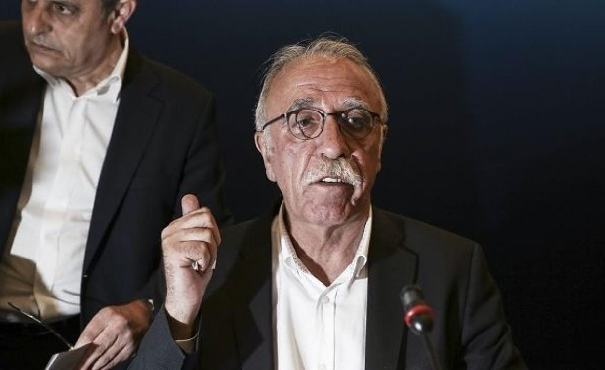 """Βίτσας: Όλα όσα είπε για τη Σούδα και τους εξοπλισμούς – """"Δεν υπάρχουν πολλοί στην Ελλάδα που να λένε να σταματήσει η λειτουργία τους"""""""