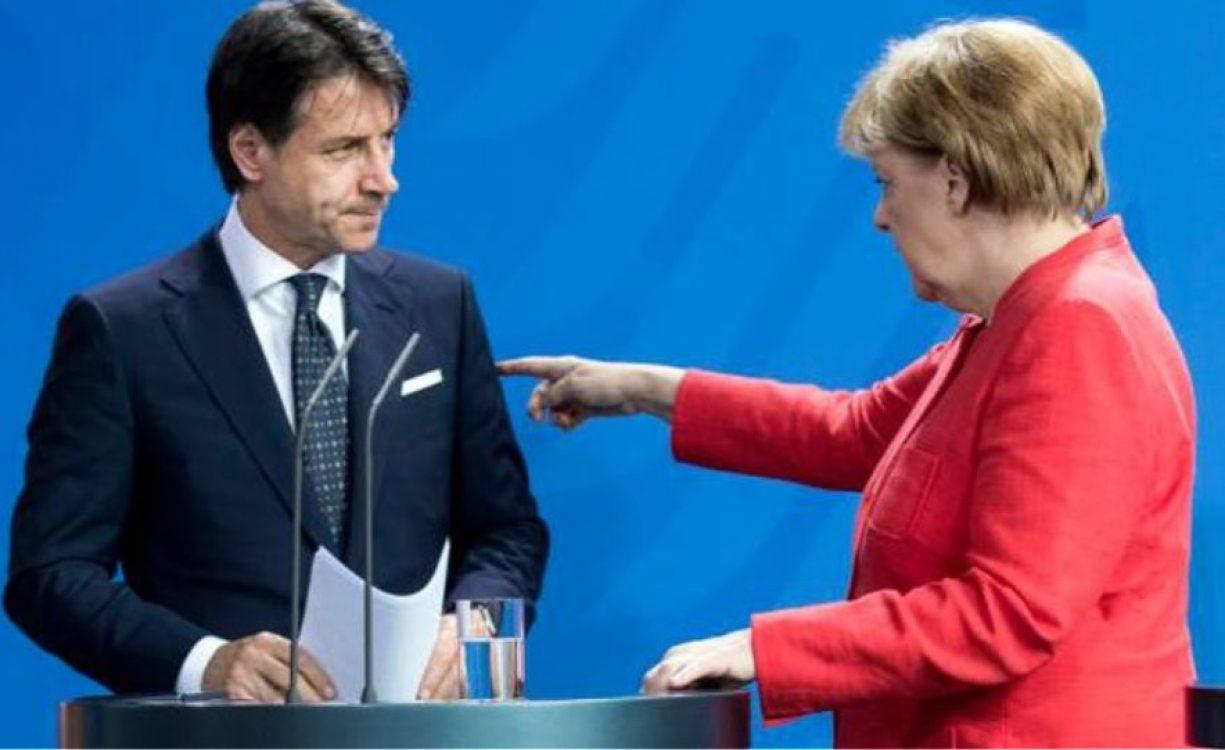 """""""Το 2020 δεν είναι 2010"""": Κατώτερη των περιστάσεων η Σύνοδος Κορυφής, λέει ο Μητσοτάκης – Καρφιά σε Βερολίνο το οποίο κατηγορεί ότι αντιμετωπίζει το σήμερα με εργαλεία του χθες"""
