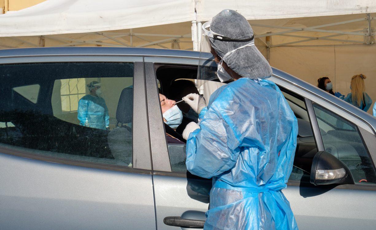 H Κρήτη στο επίκεντρο της συνεδρίασης της Επιτροπης των Λοιμοξιολόγων λόγω της επικράτησης της Βρετανικής μετάλλαξης σε Ηράκλειο και Ρέθυμνο