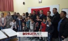 Παρουσία του αναπληρωτή Αλβανού πρέσβη τα εγκαίνια του πρώτου Αλβανικού σχολείου στην Παλιόχωρα