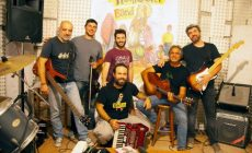 Oι Halicuti Band παρουσιάζουν ζωντανά στους Αρμένους την πρώτη τους δισκογραφική δουλειά