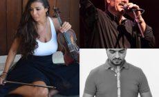 Την Τετάρτη 25 Ιουλίου το 5ο Διεθνές Μουσικό Φεστιβάλ Κρήτης στο Οινοποιείο Μανουσάκη