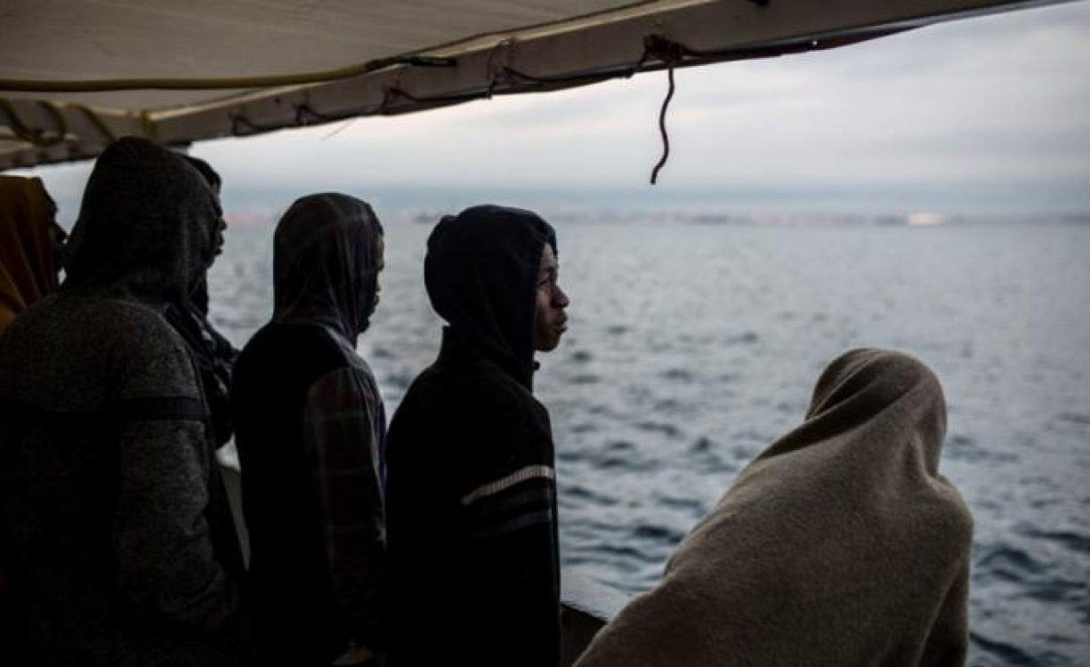Στο Ακρωτήρι οι 53 μετανάστες της Γαύδου – Προσπαθήσουν να φύγουν από την Ελλάδα