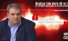 Π. Μπατσαρισάκης: Χρεοκοπία της Ελλάδας, σημαίνει κατάρρευση της ευρωζώνης | ηχητικό