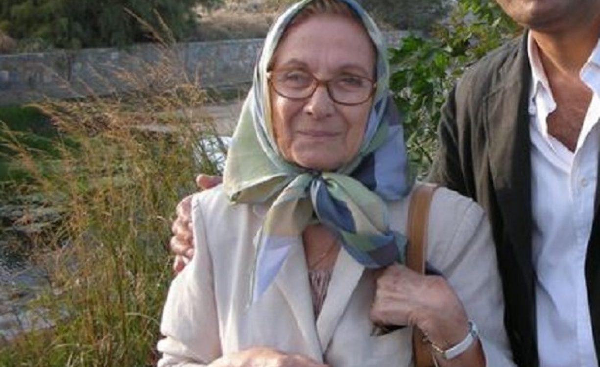 Έφυγε από τη ζωή η Χανιώτισσα ποιήτρια και πεζογράφος και αγωνίστρια της Αντίστασης Βικτωρία Θεοδώρου