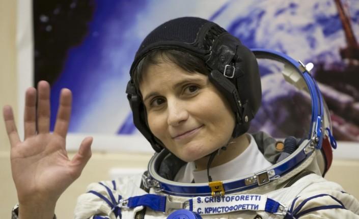 Τι ρώτησαν οι μαθητές της Κρήτης  την αστροναύτη Samantha Cristoforetti από το διάστημα;   Βίντεο
