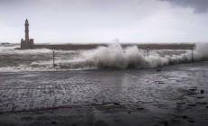 Η πιο πολύ βροχή έπεσε στα Χανιά: Ο απολογισμός των βροχοπτώσεων στην Κρήτη από τον μετεωρολόγο Εμμ. Λέκκα
