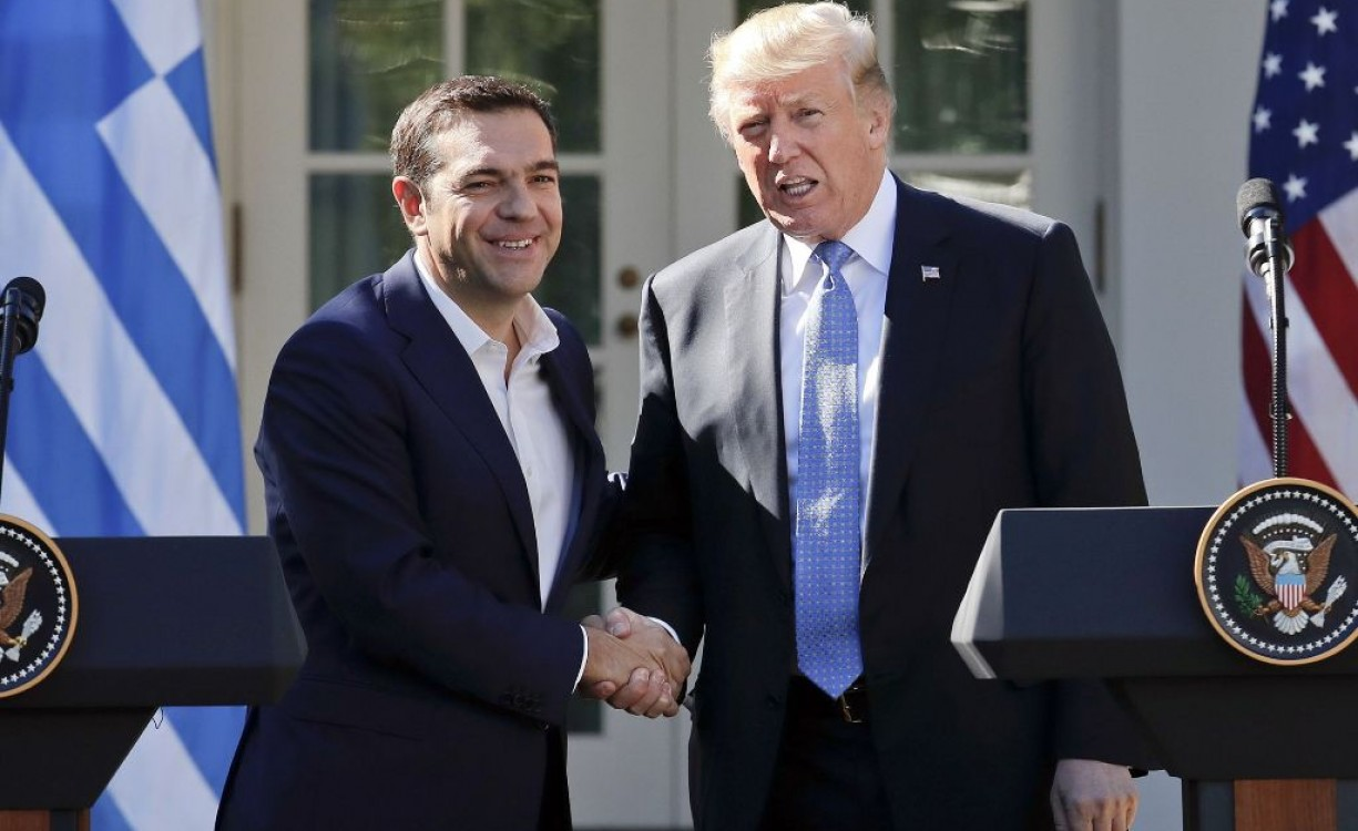 """Η """"Ριζοσπαστική Αριστερά"""" του Τσίπρα όχι μόνο έδιωξε τις βάσεις, αλλά είπε """"ΝΑΙ"""" σε κατασκευή και δεύτερης βάσης νότια της Κρήτης; – Ρεπορτάζ του CNBC"""