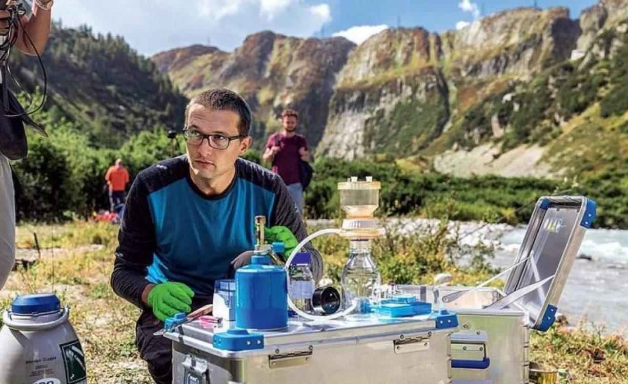 «Vanishing Glaciers»: Ένας Κρητικός σε πρωτοποριακό ερευνητικό πρόγραμμα αναζήτησης βακτηρίων